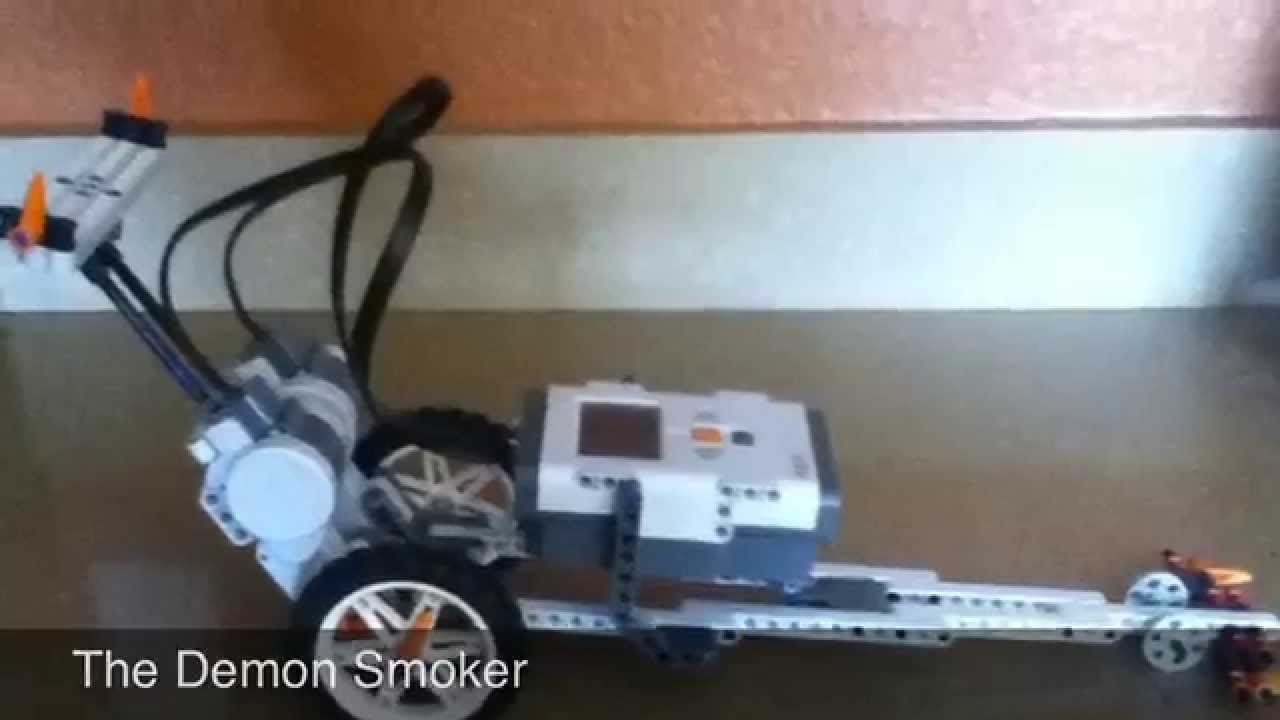 Fast Nxt Dragster Demon Smoker Youtube