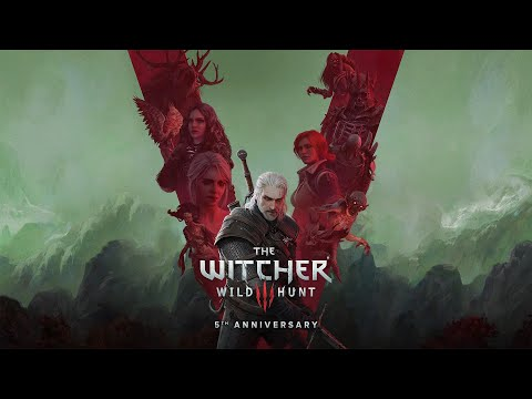 Celebrating the 5th anniversary of The Witcher 3: Wild Hunt