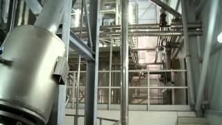 видео Производство сухого молока