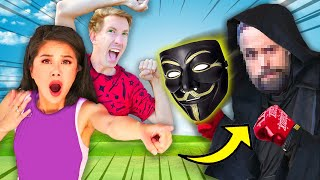 (OVER!) CWC UNMASKED the CLOAKER! 😱 SPY NINJAS Need HELP! (CHAD WILD CLAY PROJECT ZORGO FACE REVEAL)