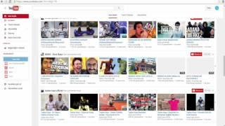 Youtube Dil Ayarlar Turkceye Cevirme Sesl 2016