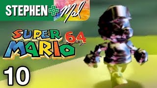 Super Mario 64 #10 • Clever Metal Pun Here