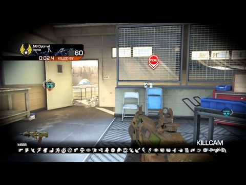 CALL OF DUTY GHOSTS CHEATER HACKER ON XBOX ONE  @InfinityWard @XBOX