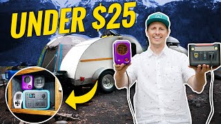 3 Best Electric Heaters for Teardrop Trailers (Plus Thermostat)