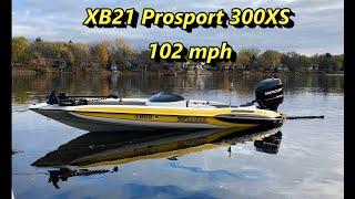 Allison XB21 Prosport (102mph)
