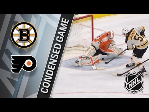 Boston Bruins vs Philadelphia Flyers – Dec. 02, 2017 | Game Highlights | NHL 2017/18. Обзор матча