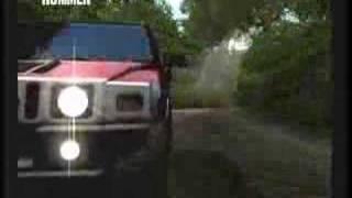 Hummer Badlands Trailer