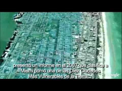 Los impactos de la subida del nivel del mar en la Florida y Miami