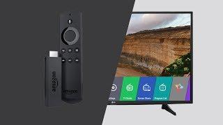 Smart TV vs Streaming Device