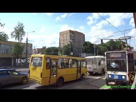 Tramwaje w Smoleńsku, linia 3 / Трамваи в Смоленске, маршрут 3