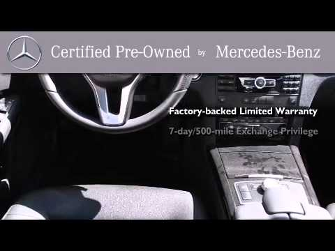 2013 Mercedes-Benz E350 Certified Belmont CA 94002 - YouTube