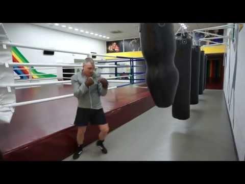 Тренировки по боксу