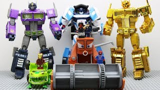 Transformers Optimus Prime Animation Frog Robot Toys Frank Disney Lego Bank Robbery & Invisible Man