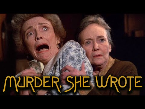 That Time Murder She Wrote Went Off The Rails...Again.