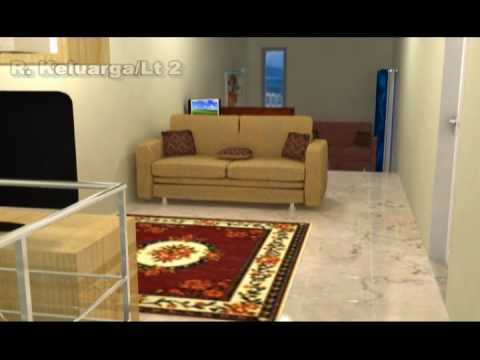 Pengembangan Rumah type 36flv  YouTube