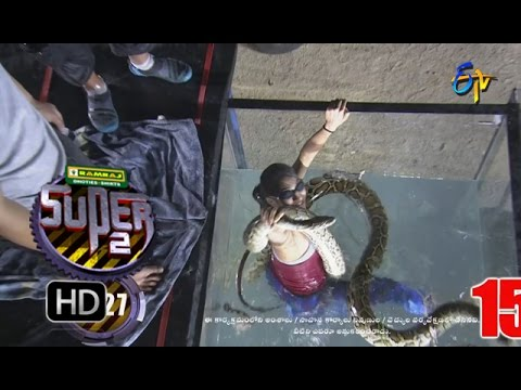 Super 2 - 2nd August 2016– Full Episode - ETV Telugu