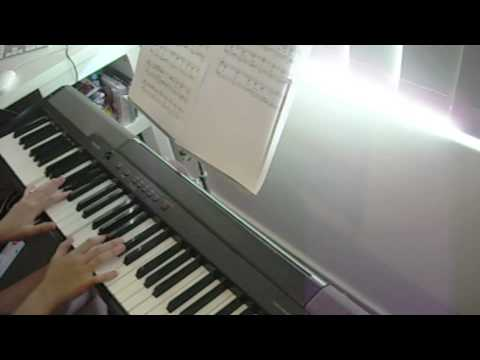 I surrender all Gospel piano sheet music (Jazz reharmonised). Song request below!!