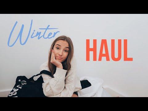 Winter Try-On Haul // Hannah