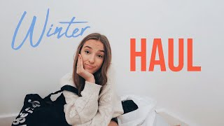 Winter Try-On Haul // Hannah