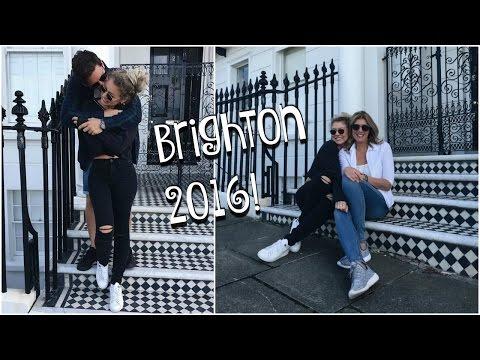 Brighton, UK!! // 2016