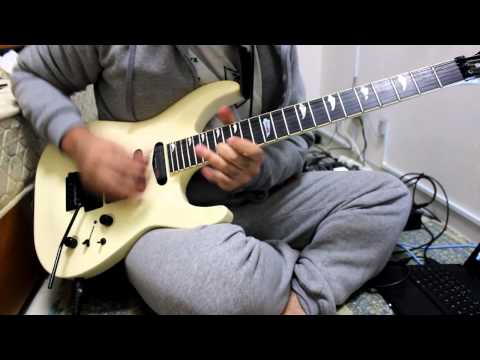 AKB48 - Heavy Rotation (Guitar Cover)