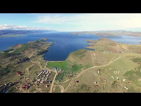 Куркутский залив (озеро Байкал) (Lake Baikal) - 08.07.2018