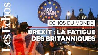 Brexit : les Britanniques sont « atterrés »