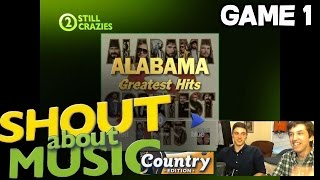 Shout About Country Music Game 1