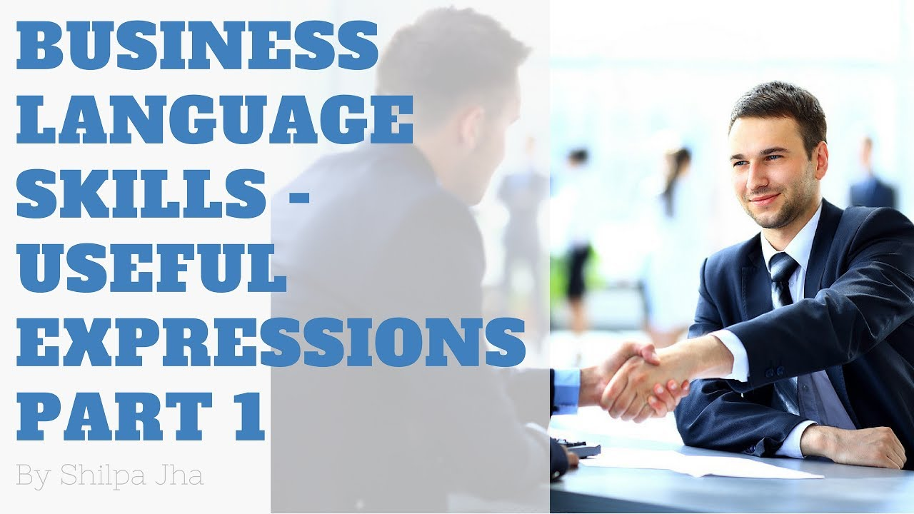 useful expressions business language Business jargon words business jargon words: examples, meanings  normally business jargon concisely illustrates a common point or business situation.