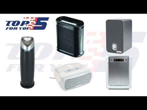 Top 5 Best HEPA Air Purifiers For Home Use 2017 – 2018