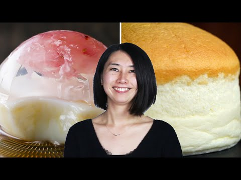 How To Make Mesmerizing Japanese Desserts
