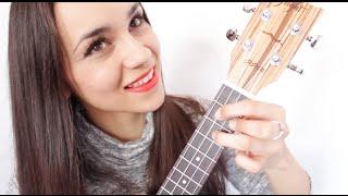 Natalia Lofourcade - Lo que construimos (TUTORIAL UKULELE)
