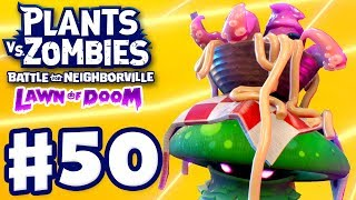 Legendary Sudsy Squidy Hat! - Plants vs. Zombies: Battle for Neighborville - Gameplay Part 50