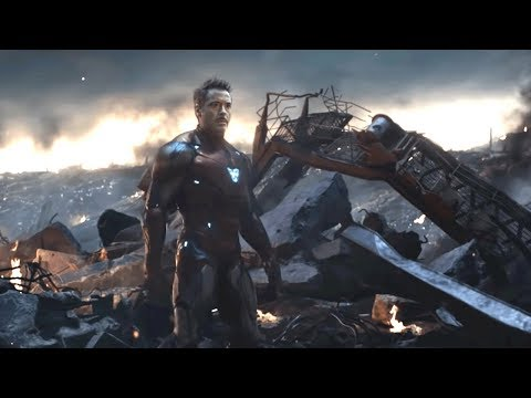 NEW AVENGERS ENDGAME FOOTAGE SHOWN AT CINEMACON