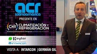 Visita a Keyter Intarcon durante Climatización y Refrigeración, Madrid 2019