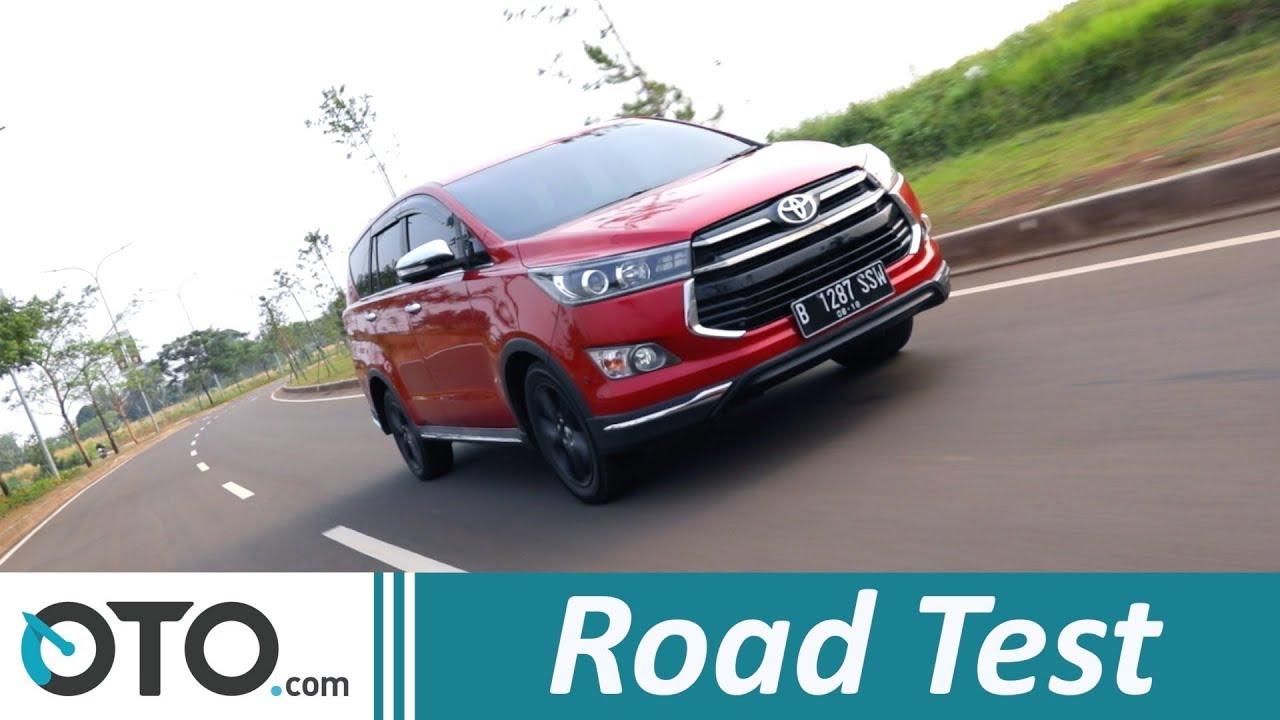 Meja Lipat All New Kijang Innova Grill Grand Veloz Toyota Venturer Road Test Lebih Dari Sekedar Mpv Oto Com