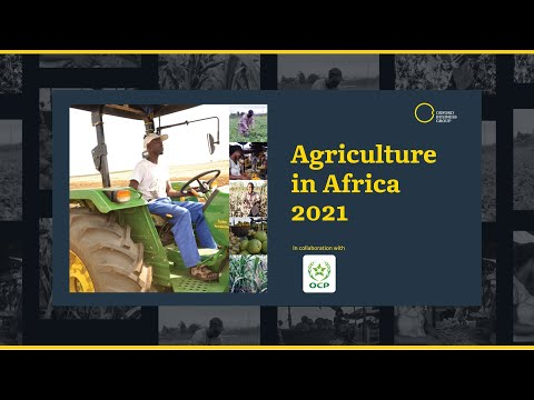 Video: Agriculture in Africa 2021