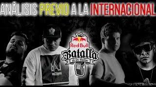 Análisis previo: RED BULL INTERNACIONAL PERÚ - La Capilla Sixtina - Tess La