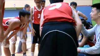 中學籃球學界2015 (B Grade 全完 VS 佛教葉紀