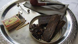 Velikost Dýmky A Základní Druhy řezu Tabáku