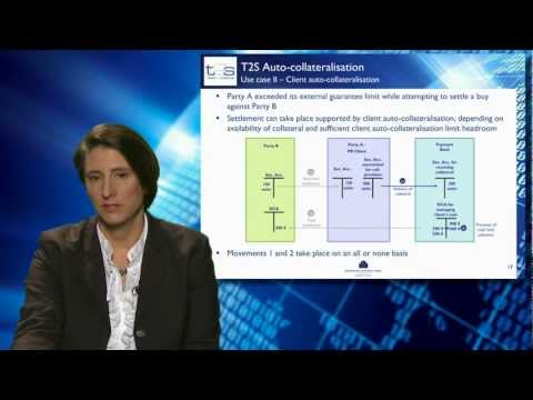 T2S Auto-collateralisation - An ECB tutorial