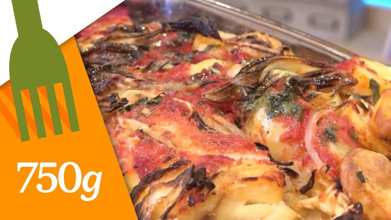 Recette de morue au four 750 grammes youtube - Cuisiner des aubergines au four ...