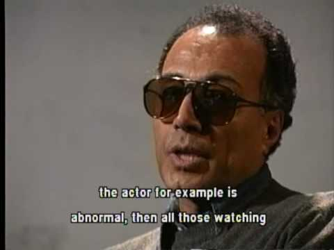 Abbas Kiarostami discusses his directorial style