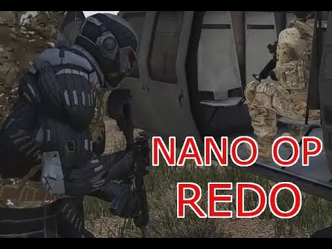 How the Nanosuit Rescue SHOULD HAVE GONE: Arma 3 Ops Redone