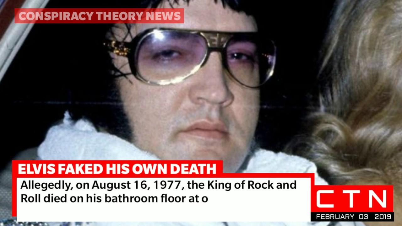 Elvis Faked His Own Death - Elvis Presley sightings - Graceland - Breaking  Music News 2019 Today