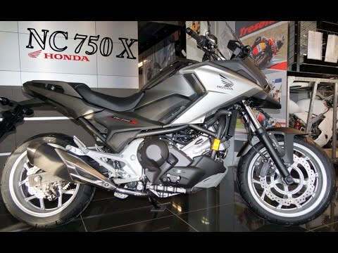 honda nc 750 x video 4k youtube. Black Bedroom Furniture Sets. Home Design Ideas