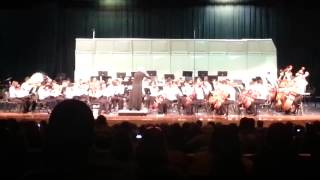 Region XXVII (27) - MS Philharmonic - Vanguard Overture, Night Voyage, Overture to William Tell