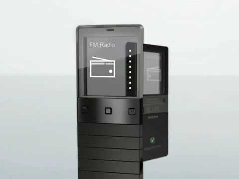 Sony Ericsson Xperia Pureness video 1