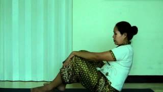 ruenmai massage school/ฤาษีดัดตนท่าที่8