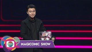 Marcel Wen Gandakan Uang 100 Ribu Jadi Banyak!! Tapi Master Deddy Tidak Tertipu - MAGICOMIC SHOW